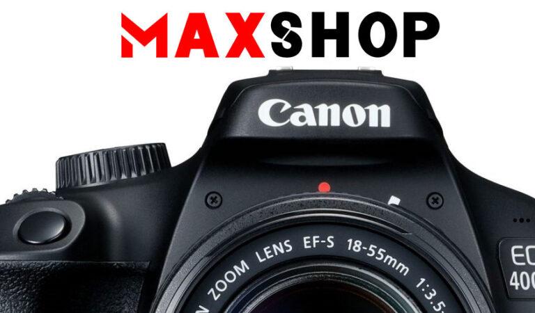 معرفی دوربین Canon EOS 4000D DSLR
